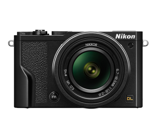 Nikon DL18-50 20.8MP CMOS 5568 x 3712Pixel Schwarz (Schwarz)
