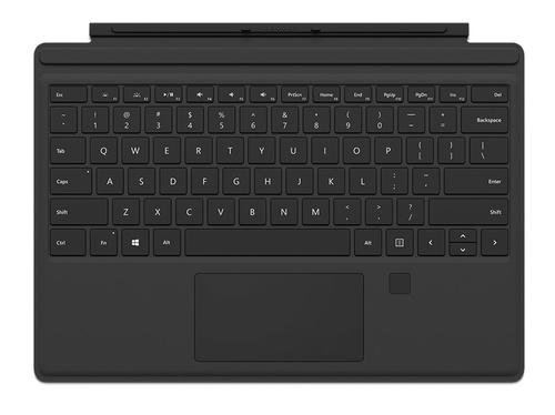 Microsoft RH7-00006 Tastatur für Mobilgeräte (Schwarz)
