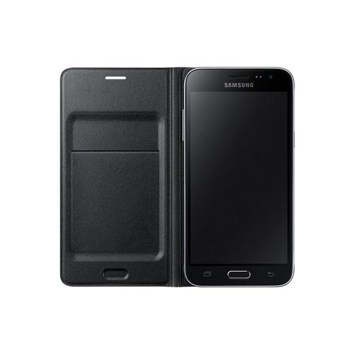 Samsung EF-WJ320P Flip Schwarz (Schwarz)