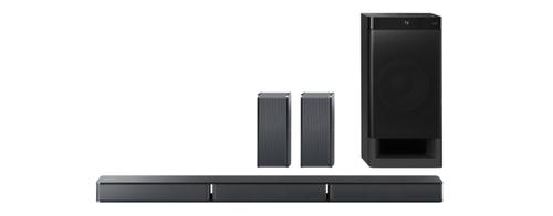 Sony HT-RT3 5.1 600W Schwarz (Schwarz)