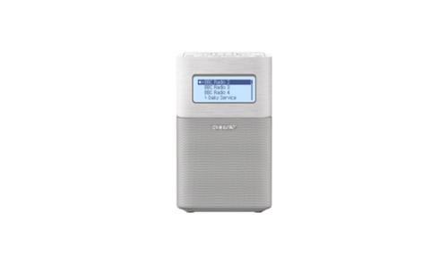 Sony XDR-V1BTD Tragbar Weiß Radio (Weiß)