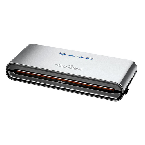 ProfiCook PC-VK 1080 (Schwarz, Edelstahl)