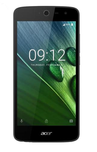 Acer Liquid HM.HU6EE.001 8GB Schwarz Smartphone (Schwarz)