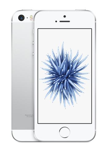 Apple iPhone SE 64GB 4G Silber, Weiß (Silber, Weiß)