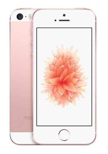 Apple iPhone SE 64GB 4G Weiß (Pink, Weiß)