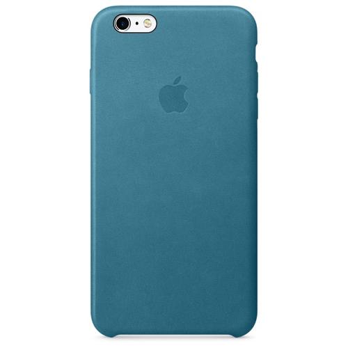 Apple MM362ZM/A Abdeckung Blau Handy-Schutzhülle (Blau)