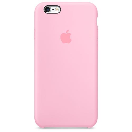 Apple MM622ZM/A Abdeckung Pink Handy-Schutzhülle (Pink)