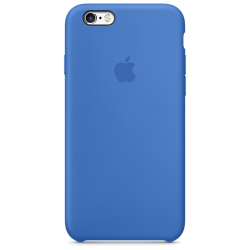 Apple MM632ZM/A Abdeckung Blau Handy-Schutzhülle (Blau)