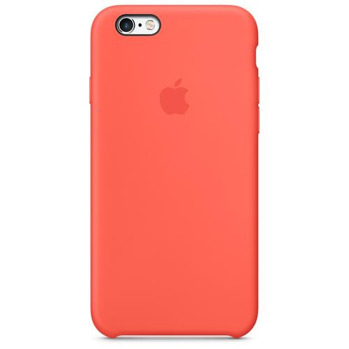 Apple MM642ZM/A Abdeckung Rot Handy-Schutzhülle (Rot)
