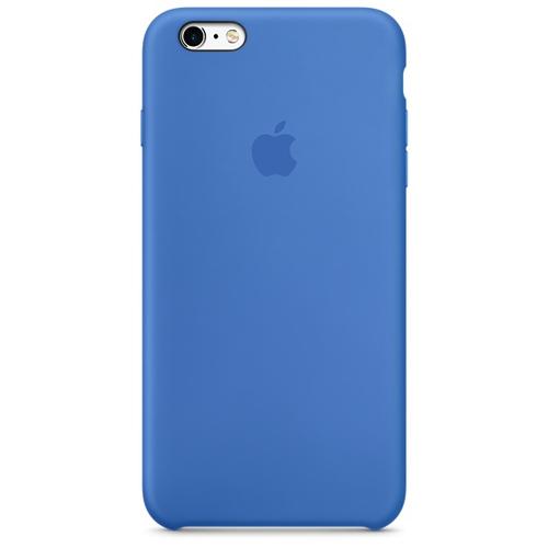 Apple MM6E2ZM/A Abdeckung Handy-Schutzhülle (Blau)