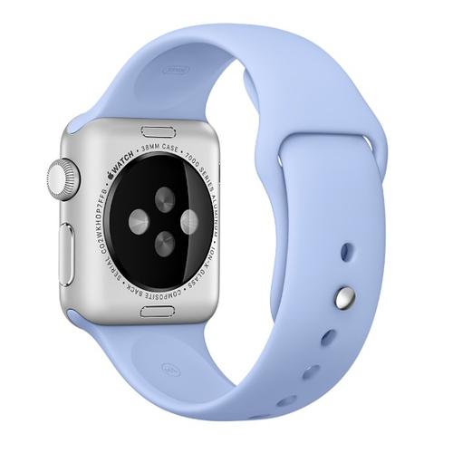 Apple MM912ZM/A Uhrenarmband (Lila)