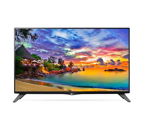 "LG 40UH630V 40"" 4K Ultra HD Smart-TV WLAN Schwarz LED-Fernseher (Schwarz)"