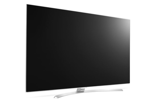 LG 65UH950V 65Zoll 4K Ultra HD 3D Smart-TV WLAN LED-Fernseher (Weiß)