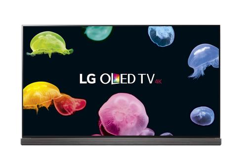 "LG OLED65G6V 65"" 4K Ultra HD 3D Smart-TV WLAN Schwarz LED-Fernseher (Schwarz)"