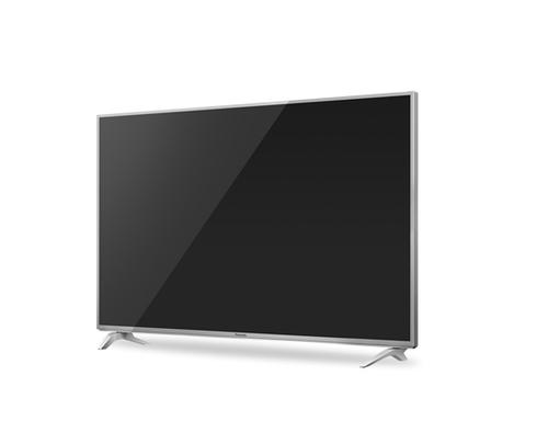 "Panasonic TX-50DXW784 50"" 4K Ultra HD 3D Smart-TV WLAN Schwarz, Grau LED-Fernseher (Schwarz, Grau)"
