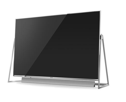 "Panasonic TX-58DXW804 58"" 4K Ultra HD Smart-TV WLAN Schwarz, Grau LED-Fernseher (Schwarz, Grau)"