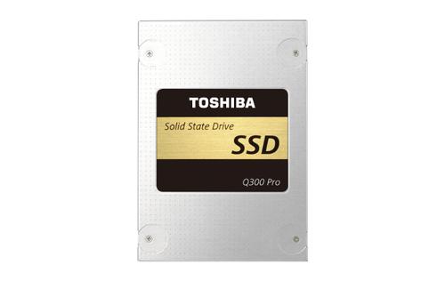 Toshiba Q300 PRO 512GB (Silber)