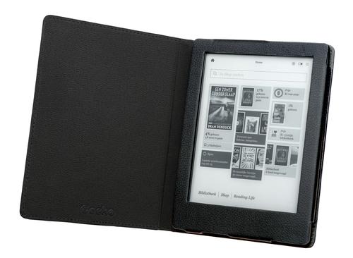 Gecko V4T46C1 eBook-Reader-Schutzhülle (Schwarz)