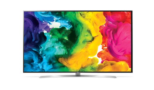 "LG 75UH855V 75"" 4K Ultra HD 3D Smart-TV WLAN LED-Fernseher (Grau)"