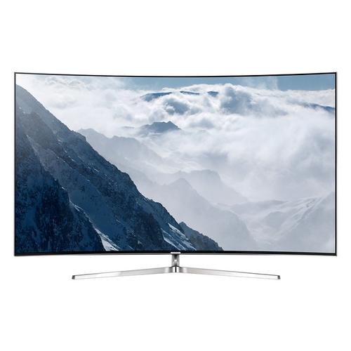 "Samsung UE55KS9090T 55"" 4K Ultra HD Smart-TV WLAN (Silber)"