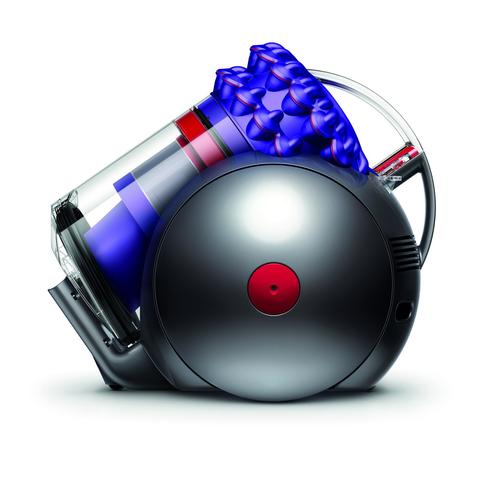 Dyson Cinetic Big Ball Parquet Zylinder-Vakuum 1.6l 1200W E Violett, Silber (Violett, Silber)