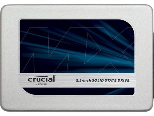"Crucial 750GB MX300 2.5"" Serial ATA III 750GB (Silber)"