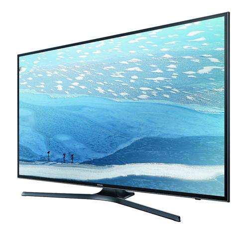 Samsung UE60KU6079 60Zoll 4K Ultra HD Smart-TV WLAN (Silber)