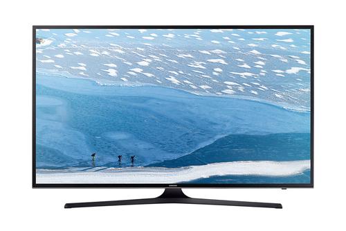 Samsung KU6079 65Zoll 4K Ultra HD Smart-TV WLAN Schwarz (Schwarz)