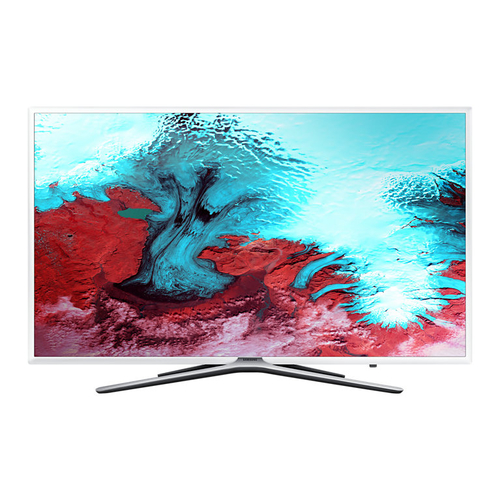 Samsung UE55K5589SU 55Zoll Full HD Smart-TV WLAN Weiß (Weiß)