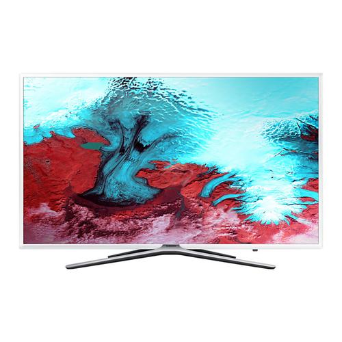 Samsung UE49K5589SU 49Zoll Full HD Smart-TV WLAN (Weiß)