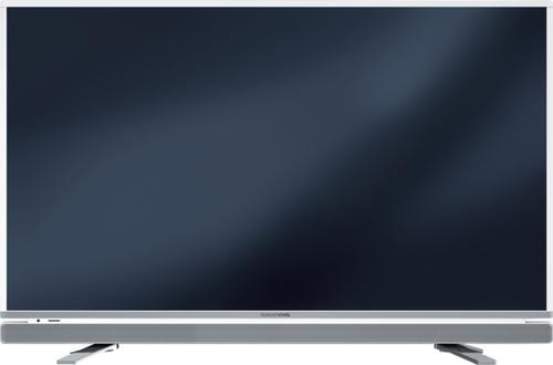 """Grundig 55 GFW 6628 55"""" Full HD Smart-TV WLAN Schwarz, Grau (Grau, Weiß)"""