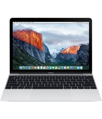 Apple MacBook 1.2GHz m5-6Y54 12Zoll 2304 x 1440Pixel Silber (Silber)
