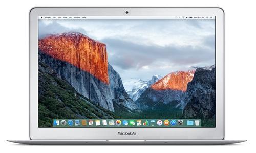 """Apple MacBook Air 13"""" 2.2GHz 13.3Zoll 1440 x 900Pixel Silber (Silber)"""