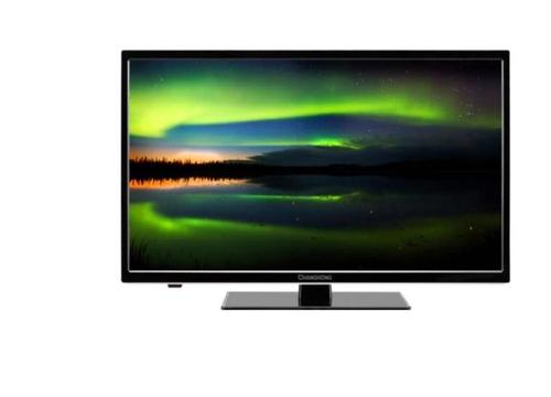 """Changhong LED24D2200ST2 24"""" Full HD Schwarz LED-Fernseher (Schwarz)"""