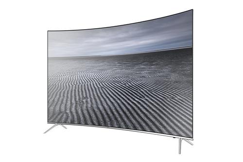 Samsung UE65KS7590 65Zoll 4K Ultra HD Smart-TV WLAN Silber (Silber)