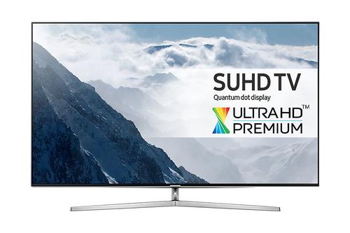 Samsung UE49KS8090T 49Zoll 4K Ultra HD Smart-TV WLAN Silber (Silber)
