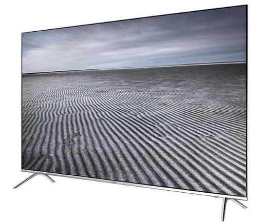 Samsung UE55KS7090U 55Zoll 4K Ultra HD Smart-TV WLAN Silber (Silber)