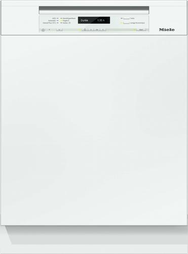 Miele G 6730 SCi BB Vollständig integrierbar 14Stellen A+++ Weiß (Weiß)