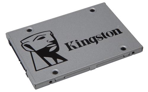 Kingston Technology SSDNow UV400 480GB 480GB (Silber)