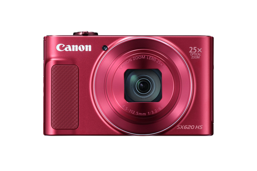 Canon PowerShot SX620 HS 20.2MP 1/2.3Zoll CMOS 5184 x 3888Pixel Rot (Rot)