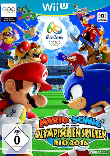 Nintendo Mario & Sonic bei den Olympischen Spielen: Rio 2016