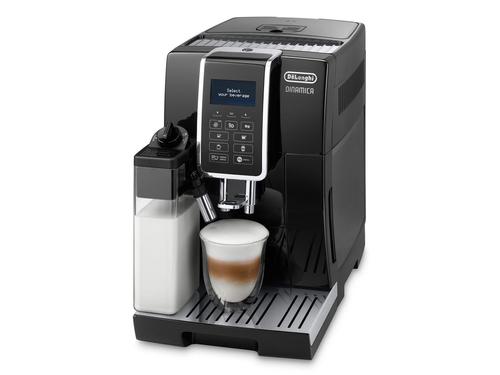 DeLonghi DINAMICA ECAM 350.55.B Espressomaschine Schwarz (Schwarz)