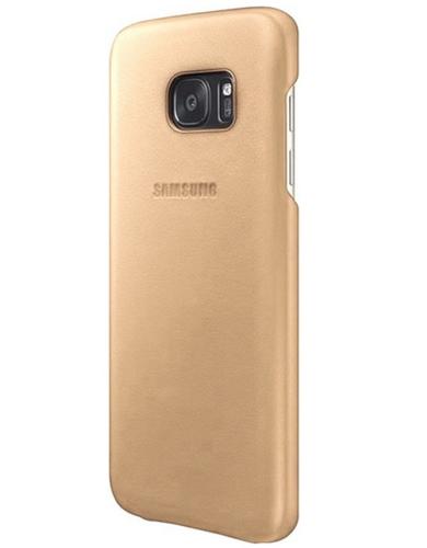 Samsung EF-VG935 5.5Zoll Handy-Abdeckung Beige (Beige)