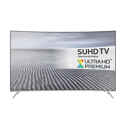 Samsung UE43KS7590 43Zoll 4K Ultra HD Smart-TV WLAN Silber (Silber)