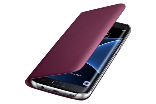 Samsung EF-WG935 5.5Zoll Flip Bordeaux (Bordeaux)