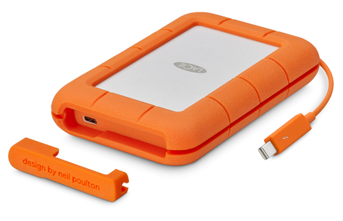 LaCie Rugged Orange (Orange)