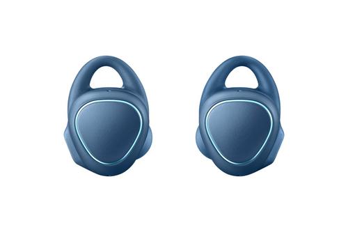 Samsung Gear IconX Stereophonisch im Ohr Blau (Blau)