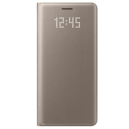 Samsung EF-NN930PFEGWW 5.7Zoll Folio Gold Handy-Schutzhülle (Gold)
