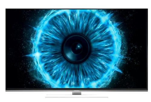 Grundig PLH000 49Zoll 4K Ultra HD Smart-TV WLAN Weiß LED-Fernseher (Weiß)