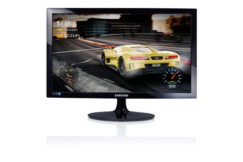 Samsung S24D330H 24Zoll Full HD TN Schwarz Computerbildschirm (Schwarz)